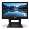 "Philips MT IPS LED 15,6"" 162B9T - touch, 1366x768, D-Sub, DVI, DP, HDMI, USB, repro, nast vyska, 162B9T/00"