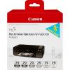 Canon multipack inkoustových náplní PGI-29 MBK/ PBK/ DGY/ GY/ LGY/ CO