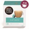 Nescafé Dolce Gusto FLAT WHITE 16Cap