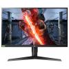 """LG monitor IPS 27GL83A-B 27"""" QHD 2560x1440/ 350cdm/ 1ms/ HDR10/ HDMI/ DP/ FreeSync/ 144Hz/ Pivot, 27GL83A-B.AEU"""