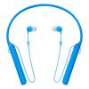 SONY sluchátka WIC400L.CE7 bezdr.,modrá, WIC400L.CE7