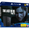 PS4 - Playstation 4 Pro černý 1TB + hra The Last Of Us Part II, PS719379300