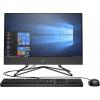 HP 200 G4 AiO 21.5'' NT i3-10110U/4GB/1TB/DVD/W10P, 9US62EA#BCM