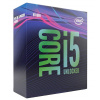 INTEL Core i5-9600 / Coffee-Lake R / LGA1151 / max. 4,6GHz / 6C/6T / 9MB / 65W TDP / BOX, BX80684I59600