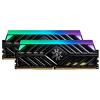 ADATA XPG SPECTRIX D41 16GB DDR4 4133MHz / DIMM / CL19 / RGB / wolframová / KIT 2x 8GB, AX4U413338G19J-DT41