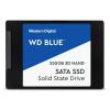 "WD SSD BLUE 250GB / WDS250G2B0A / SATA 6Gb/s / Interní 2,5"" / 3D nand / 7mm, WDS250G2B0A"