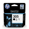 HP 3YM61AE náplň č.305 černá cca 120 stran (pro DJ 2320, 2720, 4120], 3YM61AE