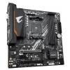 GIGABYTE B550M AORUS ELITE / AMD B550 / AM4 / 4x DDR4 DIMM / 2x M.2 / DVI-D / HDMI / mATX, B550M AORUS ELITE