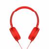 SONY Sluchátka EXTRA BASS MDR-XB550AP,červená, MDRXB550APR.CE7