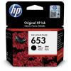 HP 3YM75AE náplň č.653 černá cca 360 stran (pro DJ 6075, 6475), 3YM75AE
