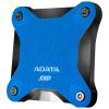 ADATA SD600Q 240GB SSD / Externí / USB 3.1 / modrý, ASD600Q-240GU31-CBL