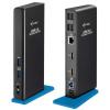 i-tec dokovací stanice USB 3.0/USB-C Dual HDMI/ 2x HDMI/ 2x USB 3.0/ 4x USB 2.0/ LAN, U3DUALHDMIDOCK