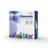 GEMBIRD 3D PETG plastové vlákno pro tiskárny, průměr 1,75 mm, šedé, 3DP-PETG1.75-01-GR, 3DP-PETG1.75-01-GR