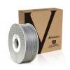 VERBATIM 3D Printer Filament PLA 1.75mm, 335m, 1kg silver/metal grey (55275), 55319