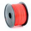GEMBIRD Tisková struna (filament), PLA, 1,75mm, 1kg, červená, TIF0521D0