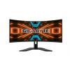 """GIGABYTE LCD - 34"""" Gaming monitor G34WQC, 21:9, 3440:1440px, Quad HD, VA, 350 cd/m2, 1ms, G34WQC"""