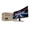 """GIGABYTE LCD - 27"""" Gaming monitor G27FC A, 1920x1080, 12:M1, 250cd/m2, 1ms, 2xHDMI, 1xDP, curve, VA 1500R, G27FC A"""