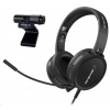AVerMedia Videokonferenční set BO317, webkamera + sluchátka, 61BO317000AP