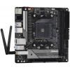 ASRock A520M-ITX/AC / AMD A520 / AM4 / 2x DDR4 DIMM / DP / HDMI / USB-C / Wi-Fi / Mini-ITX, A520M-ITX/AC