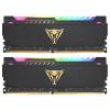 PATRIOT Viper Steel RGB 32GB DDR4 3200MHz / DIMM / CL18 / 1,35V / KIT 2x 16GB, PVSR432G320C8K