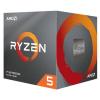 AMD cpu Ryzen 5 3600XT Box AM4 (6core, 12x vlákno, 3.8GHz / 4.5GHz, 32MB cache, 95W), chladič Wraith Spire, 100-100000281BOX