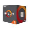 AMD Ryzen 5 1600X - 3.6 GHz - 6-jádrový - 12 vláken - 16 MB vyrovnávací paměť - Socket AM4 - OEM, YD160XBCM6IAE
