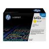 HP 642A - žlutá - original - LaserJet - kazeta s barvivem (CB402A) - pro Color LaserJet CP4005dn, CP4005n, CB402A