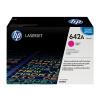 HP 642A - Purpurová - original - LaserJet - kazeta s barvivem (CB403A) - pro Color LaserJet CP4005dn, CP4005n, CB403A