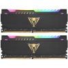 64GB DDR4-3600MHz RGB Patriot CL20, kit 2x32GB, PVSR464G360C0K