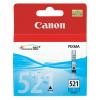 Canon inkoustová náplň CLI-521C/ modrá, 2934B001