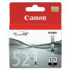 Canon inkoustová náplň CLI-521Bk/ černá, 2933B001