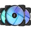 Fractal Design Aspect 14 RGB PWM Black Frame 3-pack, FD-F-AS1-1407