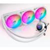 ASUS ROG STRIX LC 360 RGB White Edition AURA SYNC, 90RC0072-M0UAY0