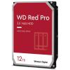 """WD RED Pro 12TB / WD121KFBX / SATA 6Gb/s / Interní 3,5""""/ 256MB, WD121KFBX"""
