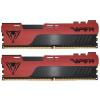 PATRIOT Viper Elite II 8GB DDR4 2666MHz / DIMM / CL16 / 1,2V / KIT 2x 4GB, PVE248G266C6K