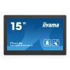 15'' iiyama TW1523AS-B1P: IPS, FullHD, capacitive, 10P, 450cd/m2, mini HDMI, WiFi, Android 8.1, TW1523AS-B1P