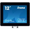 12'' iiyama TF1215MC-B1: IPS, XGA, capacitive, 10P, 540cd/m2, VGA, DP, HDMI, IP65, Ball Drop, černý, TF1215MC-B1
