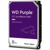 """WD PURPLE 8TB / WD84PURZ / SATA 6Gb/s / Interní 3,5""""/ 5640 rpm / 128MB, WD84PURZ"""