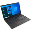 """Lenovo E15 Gen 2 ITU/ i7-1165G7/ 16GB DDR4/ 512GB SSD/ Intel Iris Xe G7/ 15,6"""" FHD IPS Touch/ W10P/ Černý, 20TD001GCK"""