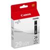 Canon inkoustová náplň PGI-29LGY/ Světle šedá, 4872B001