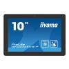 "iiyama ProLite TW1023ASC-B1P - LED monitor - 10.1"" - stacionární - dotykový displej - 1280 x 800 - IPS - 450 cd/m2 - 1000:1 - 25 ms - reproduktory - černá, matná, TW1023ASC-B1P"