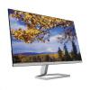 """LCD HP M27f;27""""; IPS matný; FHD 1920x1080; antireflexní; Led podsvícení;10M;VGA;HDMI;Flicker Free;Low Blue Light, 2G3D3AA#ABB"""