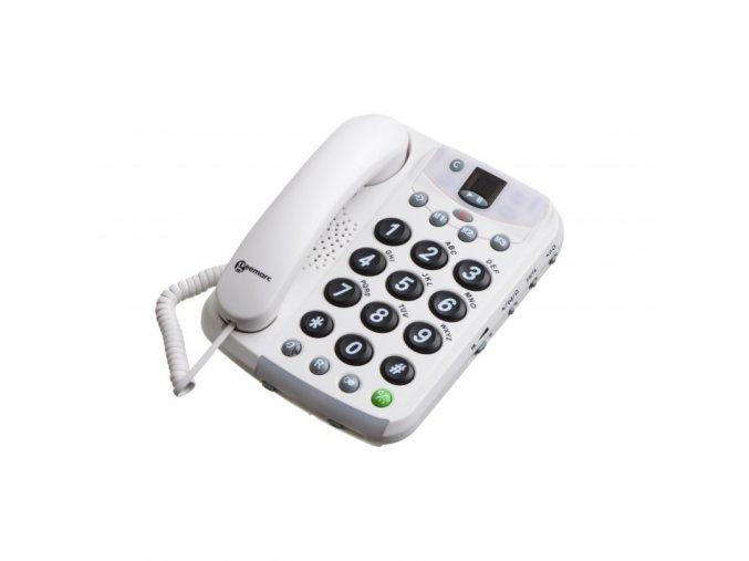 Zesílený telefon CL 210 A