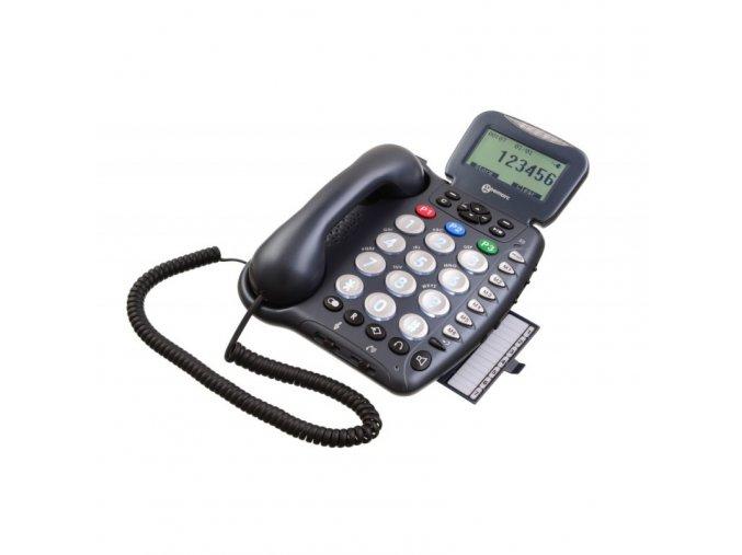 Zesílený telefon CL 455