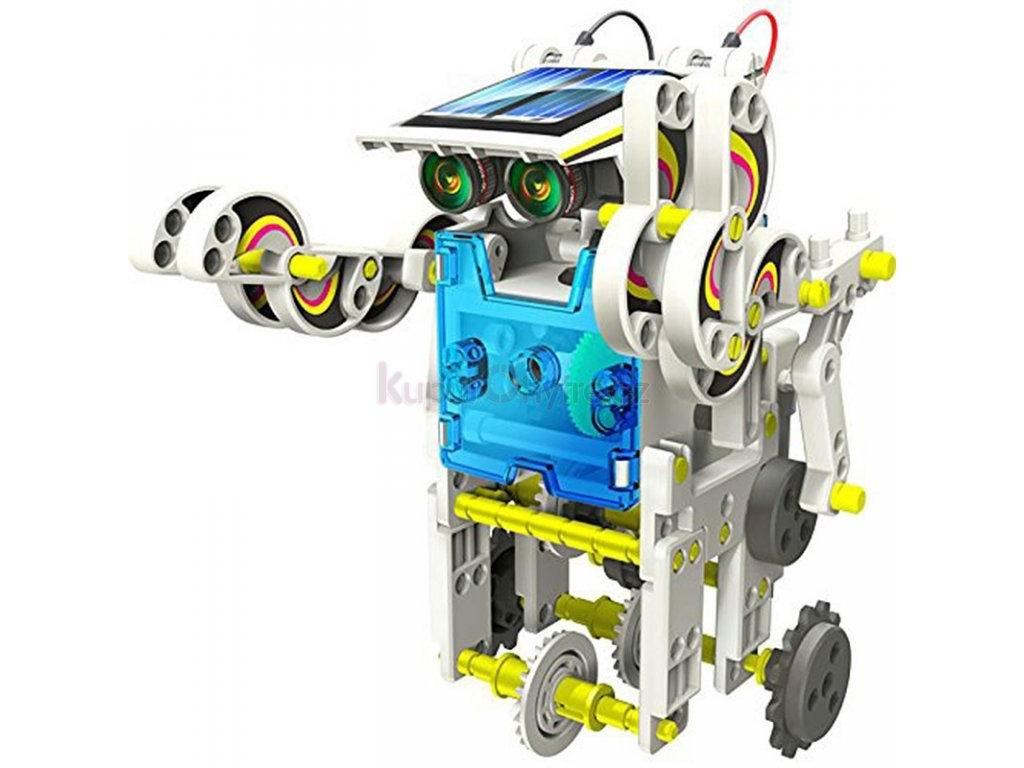 96792 6 solarni robot pro deti
