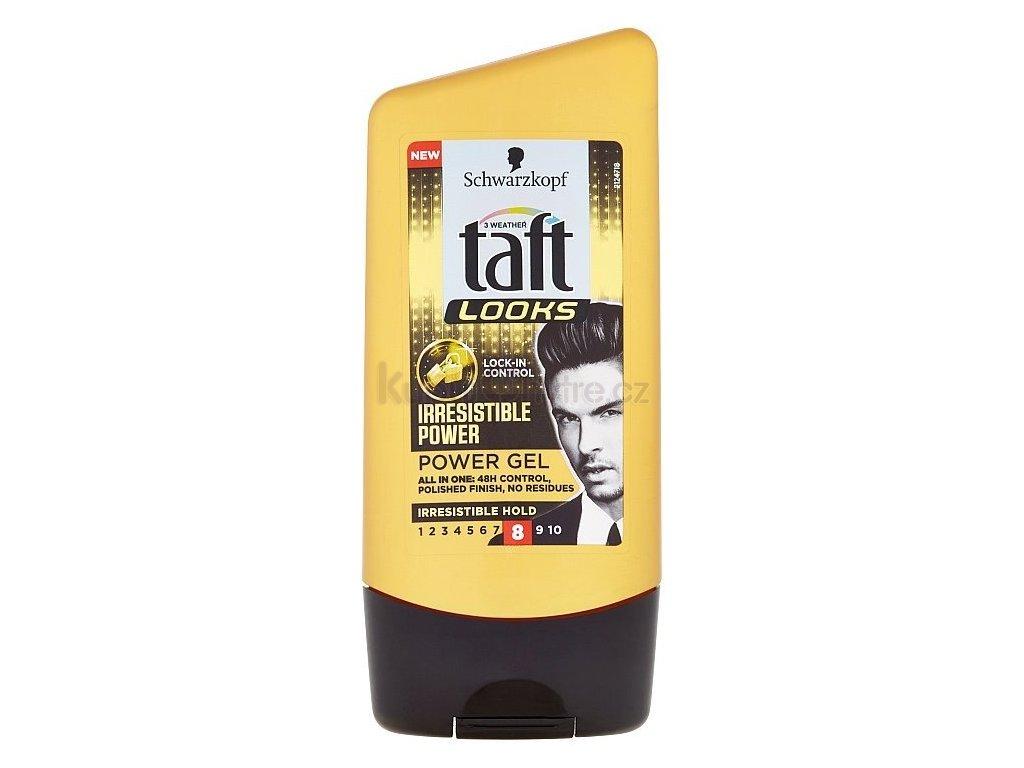 TAFT Looks Irresistable Power stylingový gel 150 ml