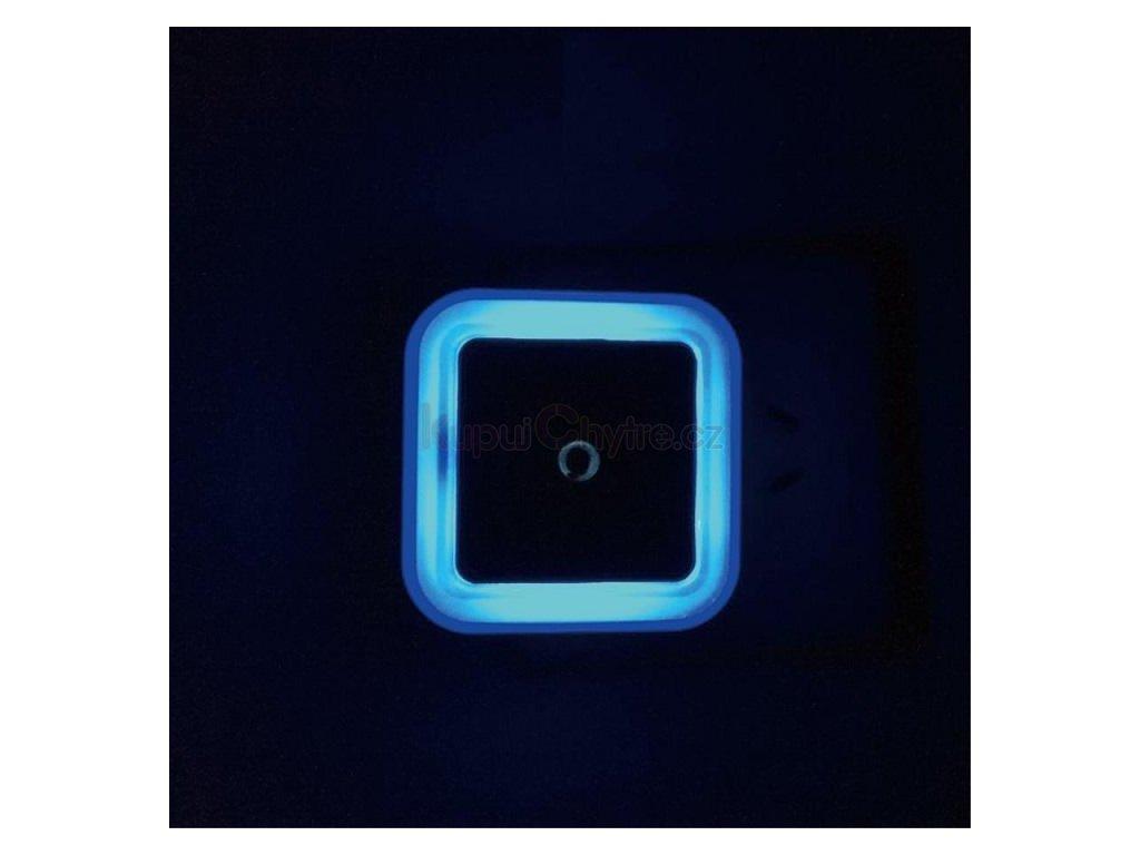 night lamp blue