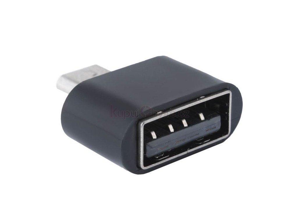 Adaptér USB (A) - USB (micro)