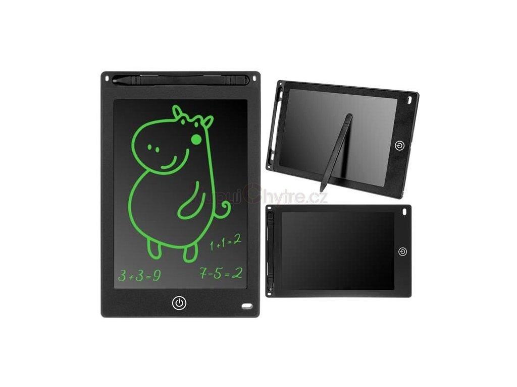 cze pl Graficky tablet pro kresleni pro deti cerny stylus 8965 13926 1