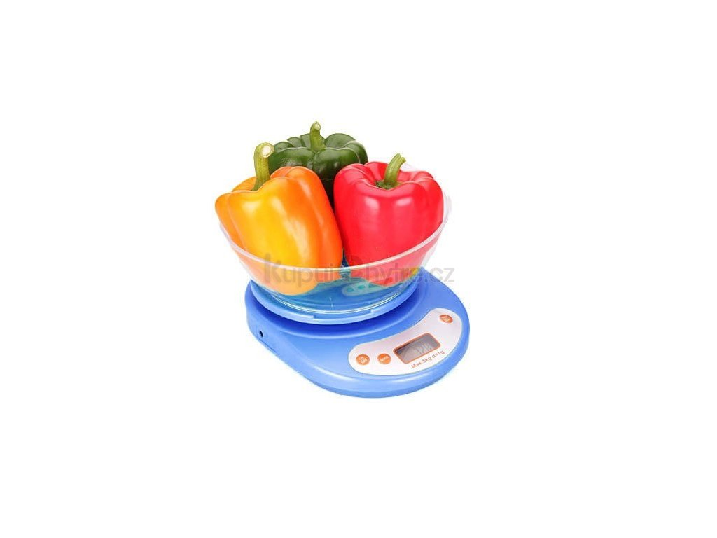 eng pl Electronic Kitchen Scale with Bowl 5kg Lcd Bowl 254 1 3 (1)